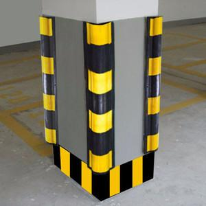 Pillar Corner Rubber Guard supplier