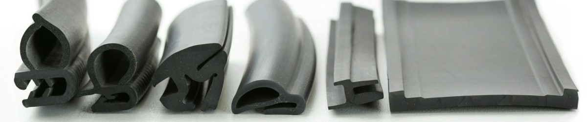EPDM Extruded Rubber Profiles